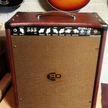 Custom DUALIST Type R combo - Handcrafted vintage tube amplifier