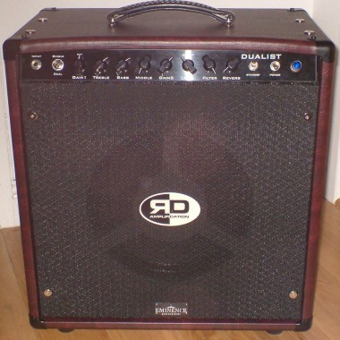 Custom classic DUALIST combo amplifier
