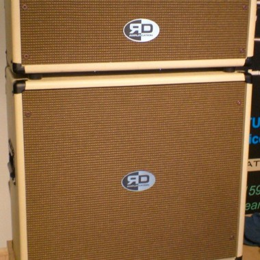 Custom DUALIST guitar amplifier
