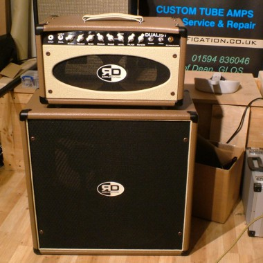 Custom tube amplifier