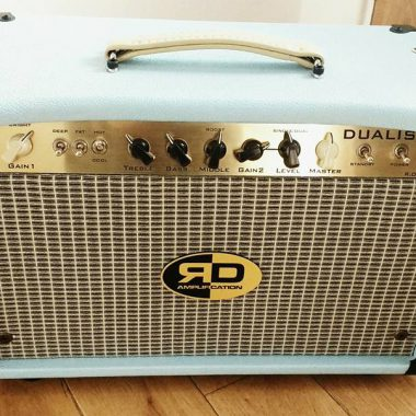 Vintage hand made amplifier