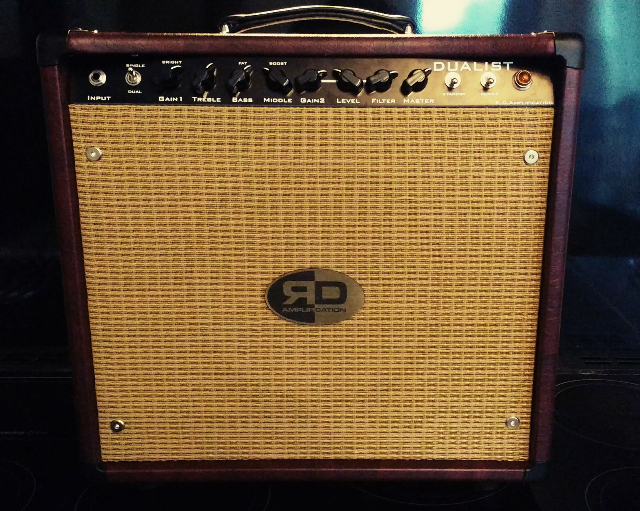 RD Amplification | DUALIST 1x12 Combo